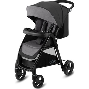 Коляска прогулочная CBX by Cybex Misu Air Comfy Grey (518001751) автокресло cbx by cybex aton basic cbx comfy grey 518001563