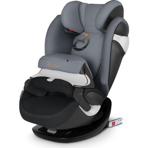 Автокресло Cybex Pallas M-Fix Pepper Black (518000443) автокресло cybex free fix cobblestone