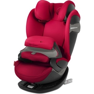 Автокресло Cybex Pallas S-Fix Rebel Red (518000923)