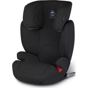Автокресло Cybex Solution 2-Fix Cozy Black (518001577) автокресло cybex solution z fix plus stardust black