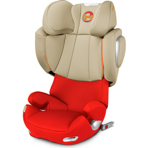 Автокресло Cybex Solution Z-fix Autumn Gold (518000835) автокресло cybex solution x2 fix