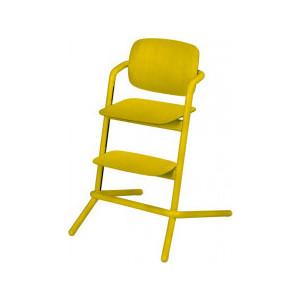 цена Стульчик для кормления Cybex LEMO WOOD Canary Yellow (518001495) онлайн в 2017 году