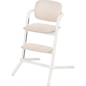 Стульчик для кормления Cybex LEMO WOOD Porcelaine White (518001499) кувшин porcelaine czech gold hands mix