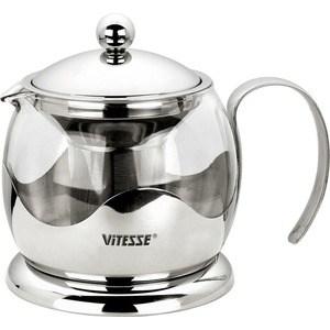Заварочный чайник Vitesse VS-1919 чайник заварочный vitesse aniya с фильтром 800 мл