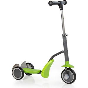 Фото - Самокат 3 - х колесный Vip Lex ST-82013A зеленый (ST-82013A Green) велосипед 3 х колесный vip lex 903 2а red красный viplex 903 2а red