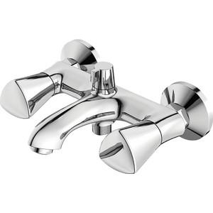 Смеситель для ванны IDDIS Bounce хром (BOUSB02I02WA) смеситель для ванны iddis color plus цвет хром мультиколор