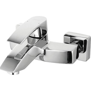 Смеситель для ванны IDDIS Vane хром (VANSB00I02WA) смеситель на борт ванны iddis vane хром vansb40i07