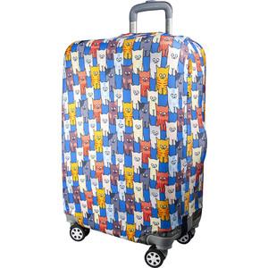 Чехол на чемодан M/L PROFFI TRAVEL PH9271 чемодан l case mail m