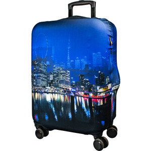 Чехол на чемодан L/XL PROFFI TRAVEL PH9266 куртка proffi sport ph8784borange xl черно оранжевый 50 размер