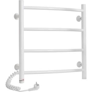 Полотенцесушитель электрический Laris Классик ЧК П4 500x500 белый (75201041)