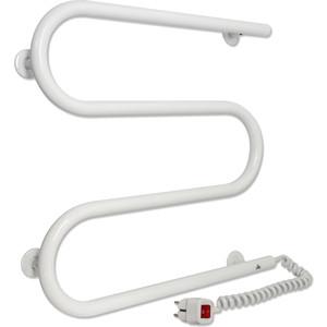 Полотенцесушитель электрический Laris М-образный 25 ЧК3 500x500 белый (73207380)