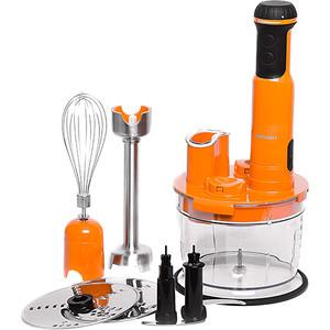 цены на Погружной блендер Oursson HB6040/OR (Оранжевый) в интернет-магазинах