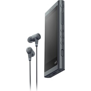 MP3 плеер Sony NW-A55HN black плеер sony nw a45 black