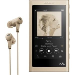 цена на MP3 плеер Sony NW-A55HN gold