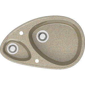 Кухонная мойка Marrbaxx Эмма Z013Q5 песочная (Z013Q005)