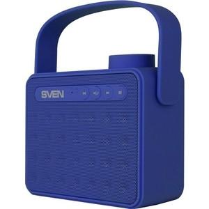 Портативная колонка Sven PS-72 blue