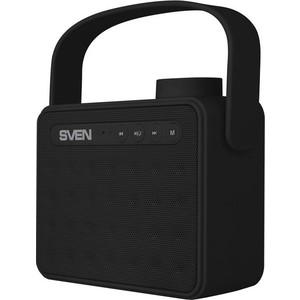 Портативная колонка Sven PS-72 black sonance ps p43t black