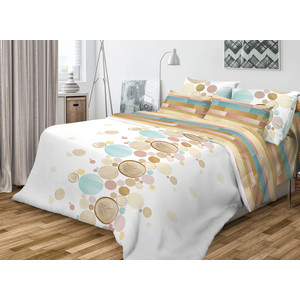 Комплект постельного белья Волшебная ночь 2 сп, ранфорс, Wood (710559)