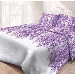 цена Комплект постельного белья Самойловский текстиль семейный, бязь, Японский сад (713586) онлайн в 2017 году