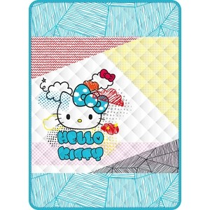 Покрывало Hello Kitty 160x200, поплин, Rainbow (723041)