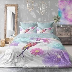 лучшая цена Комплект постельного белья Love me евро, перкаль, Fairytale (711032)
