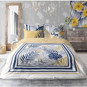 Комплект постельного белья Love me евро, поплин, Safari (723071)