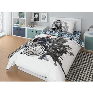 Комплект постельного белья MARVEL 1,5 сп, поплин, Avengers (724763)