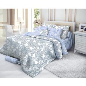 Комплект постельного белья Verossa евро, сатин, Manisa (719551)