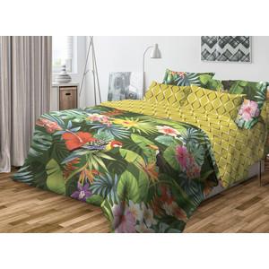 цена на Комплект постельного белья Волшебная ночь евро, ранфорс, Tropic (717475)