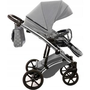 Коляска 2 в 1 Tako laret imperial (серый/рама серебро) (tli-03) коляска 2 в 1 tako jumper style jumper v светло серый черный рама серебро tjs 02