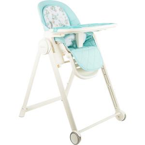 стульчик для кормления capella s 207 зеленый Стульчик для кормления Capella голубой