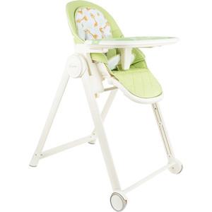 стульчик для кормления capella s 207 зеленый Стульчик для кормления Capella зеленый