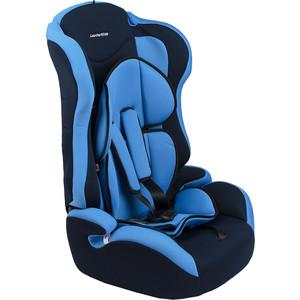 Автокресло Leader Kids 9-36 кг Атлантик с вкл., 1-2-3 гр., цвет: т.синий+голубой,