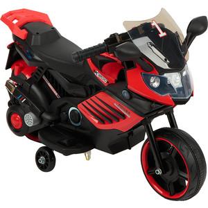 Мотоцикл Weikesi 3-6 лет, LQ-158 (КРАСНЫЙ) мотоцикл be2me сh 8819 красный