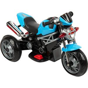 Мотоцикл Weikesi 3-8 лет, XGD8360 (ГОЛУБОЙ) джинсы детские oldos алекс цвет голубой 6o8jn04 2 размер 128 8 лет