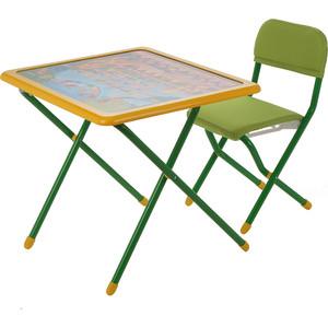 Набор мебели Дэми Король Лев, (зелен)