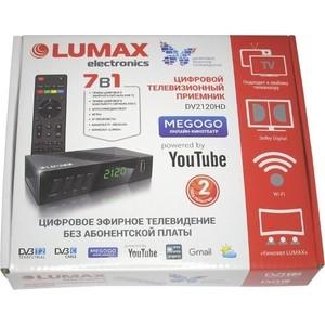 Тюнер DVB-T2 Lumax DV-2120HD