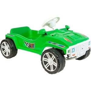 Каталка RT RACE MAXI Formula 1 цв. зеленый (792)