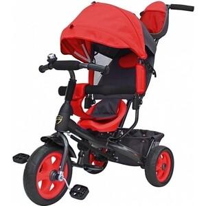 Велосипед трехколёсный GALAXY Лучик VIVAT красный (6578) цена