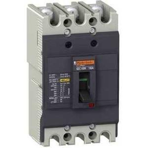 Выключатель автоматический Schneider Electric 3п (EZC100N 50А 18кА (EZC100N3050)