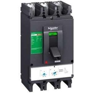 цены Выключатель автоматический Schneider Electric силовой 3п CVS 630F 36кА TM500D EasyPact (LV563305)