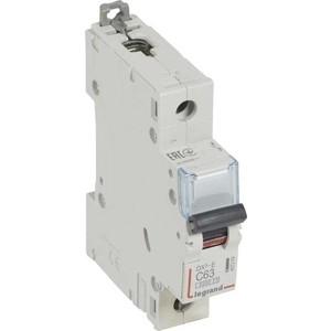 Выключатель автоматический модульный Legrand 1п C 63А 6кА DX3-E Leg 407269