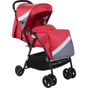 Коляска прогулочная GLORY 1009 КРАСНЫЙ коляска прогулочная jetem tourneo красный светло серый