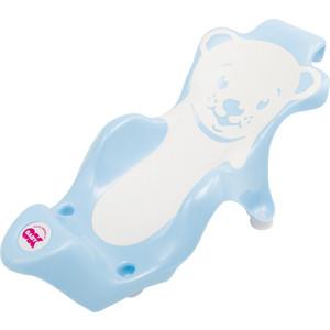 Горка для купания OkBaby Buddy голубой