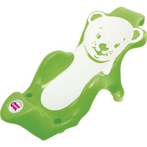 Горка для купания OkBaby Buddy зеленый
