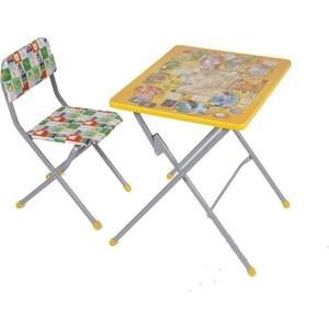 Набор мебели Фея Фея досуг №301 (стол+стул) комод пеленальный фея фея 2580
