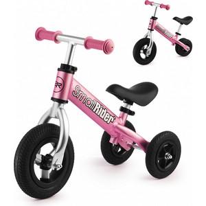 Беговел-каталка Small Rider Jimmy (розовый) (1636761) california exotic love rider double riders розовый анально вагинальный страпон к трусикам