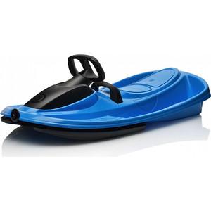 Санки-снегокат Gismo Riders с рулем и тормозом (синий) (1373642)