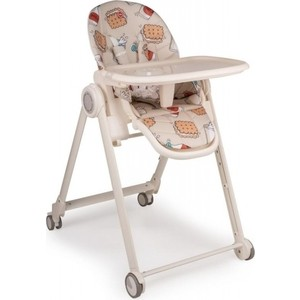 Стульчик для кормления Happy Baby BERNY BASIC (beige) цена