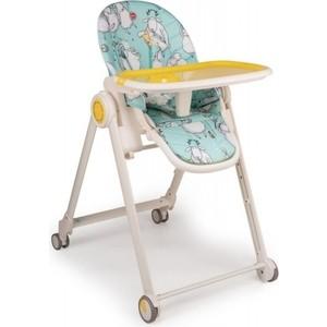 Стульчик для кормления Happy Baby BERNY BASIC (blue)